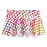 Girls 7-16 Lands' End Mini Swim Skirt in Slim
