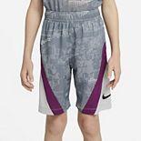 Boys 8-20 Nike Dominate Printed Shorts