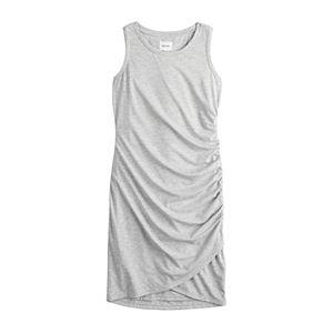 Women's Nine West Tulip-Hem Sleeveless Dress