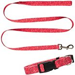 Little Earth Wisconsin Badgers Collar and Leash Set