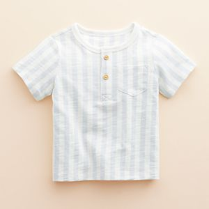 Baby & Toddler Little Co. by Lauren Conrad Organic Henley Pocket Tee