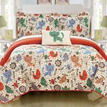 Chic Home Trixie Quilt Set