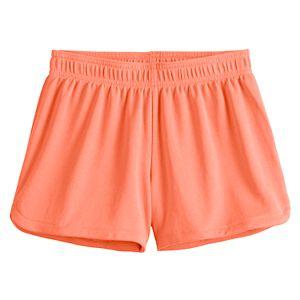 Girls 4-12 Jumping Beans® Mesh Shortie Shorts