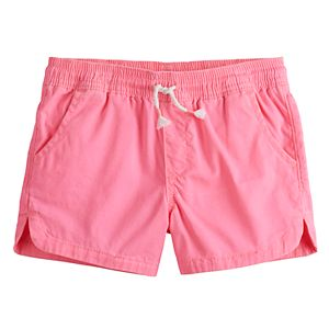 Girls 4-12 Jumping Beans® Dolphin-Hem Shorts