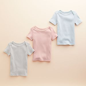 Baby & Toddler Little Co. by Lauren Conrad 3 Pack Envelope-Neck Tees