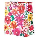 Paper Source Wildflower Medium Gift Bag