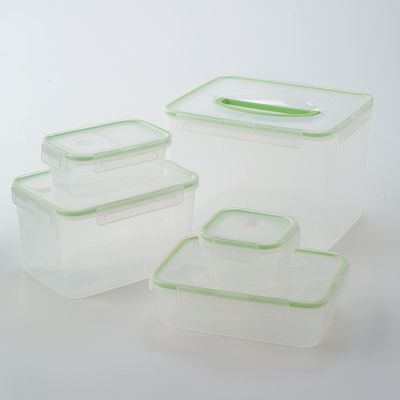 Food Network 10-pc. Storage Container Set