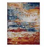 KHL Rugs Flint Contemporary Abstract Rug