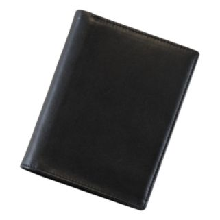 Royce Leather European Passport Wallet