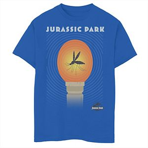 Boys 8-20 Jurassic Park Mosquito In The Amber Graphic Tee