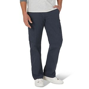 Men's Wrangler Relaxed-Fit Twill Cargo Pants
