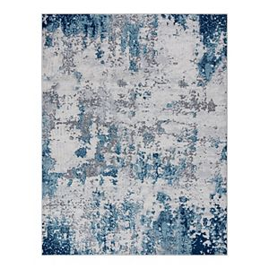 KHL Rugs Spokane Contemporary Abstract Area Rug
