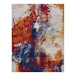 KHL Rugs Carter Contemporary Abstract Area Rug