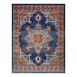 KHL Rugs Mila Traditional Medallion Area Rug