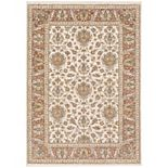 StyleHaven Mascotte Persian Inspired Fringed Area Rug
