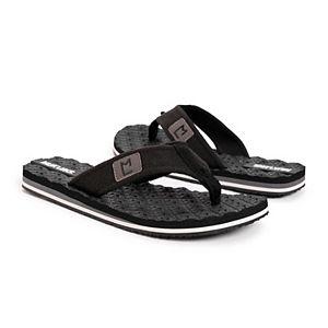 MUK LUKS Chill Out Men's Flip Flop Sandals