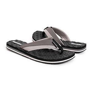 MUK LUKS Chill Cooler Men's Flip Flop Sandals