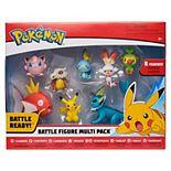 Pokémon 8-Piece Battle Figure Multi Pack