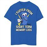 Disney / Pixar's Finding Dory Boys 8-20 Memory Loss Graphic Tee