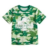 Toddler Boy Jumping Beans® Jurassic Park Camouflaged Graphic Tee