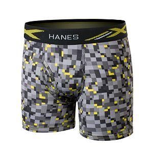 Boys 6-20 Hanes 3-Pack X-Temp Boxer Briefs