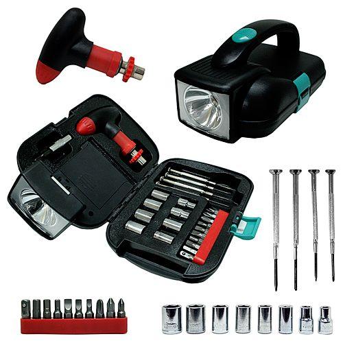 25-pc. Tool Kit