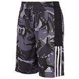 Boys 8-20 adidas Action Camo Shorts
