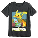 Boys 4-12 Jumping Beans® Pokémon Pikachu Graphic Tee