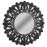 American Art Gallery Medallion Sunburst Wall Mirror