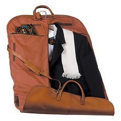 Royce Leather 44-Inch Garment Bag