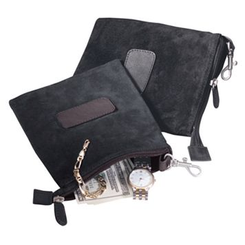 Royce Leather Golf Pouch