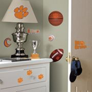 Clemson Tigers Wall Decals
