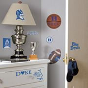 Duke Blue Devils Wall Decals