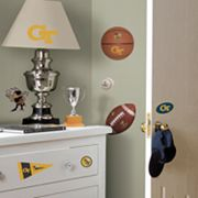 Georgia Tech Yellow Jackets Wall Decals