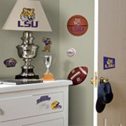 LSU Tigers Wall Decals
