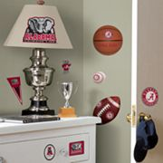 Alabama Crimson Tide Wall Decals