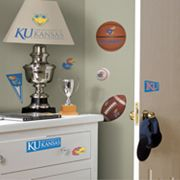 Kansas Jayhawks Wall Decals