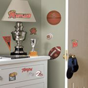 Maryland Terrapins Wall Decals