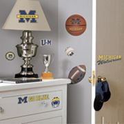 Michigan Wolverines Wall Decals