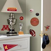 Minnesota Golden Gophers Wall Decals