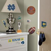 Notre Dame Fighting Irish Wall Decals