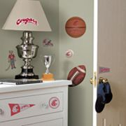 Washington State Cougars Wall Decals