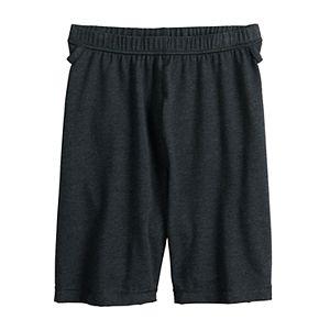 Girls 4-20 SO® Adaptive Comfort Bike Shorts