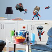 DC Comics Superman Wall Decals