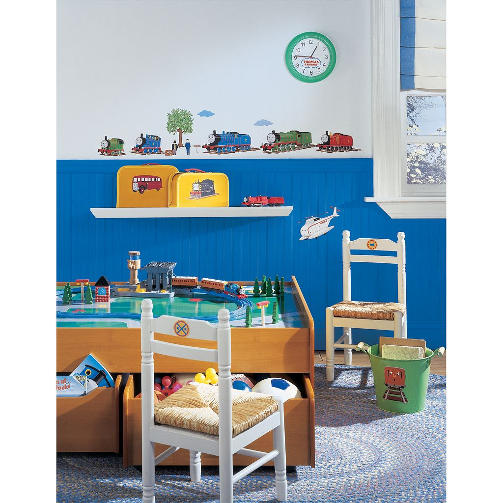 Thomas & Friends Wall Decals by RoomMates