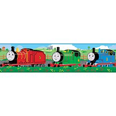 Thomas & Friends Wall Border by RoomMates