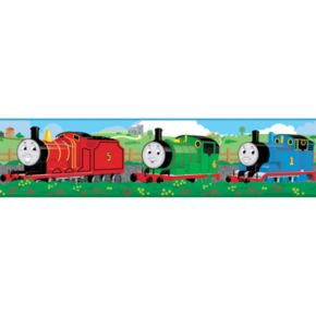 Thomas and Friends Wall Border by RoomMates