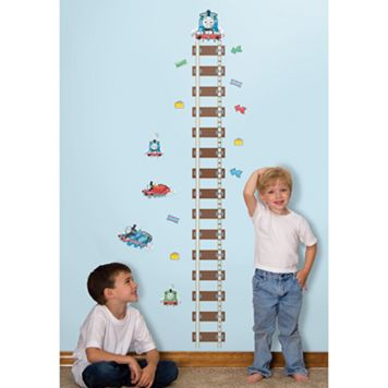 Thomas & Friends Growth Chart by RoomMates
