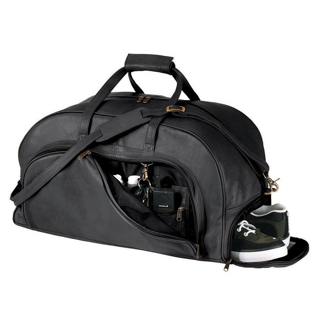 Royce Leather Duffel Bag