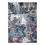 Concord Global Vintage Aloha Abstract Area Rug